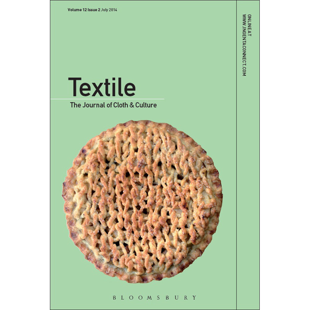 Textile: the Journal of Cloth, Volume 12 Issue 2