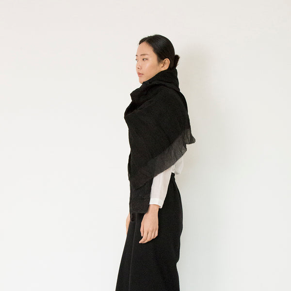 South Korea, Oma Space, Two Ply Scarf