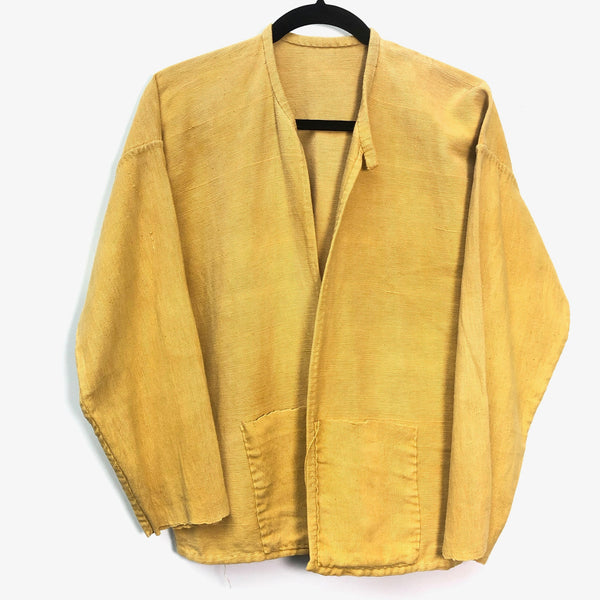 Goldenrod Jacket by Somporn Intaraprayong (Thailand)