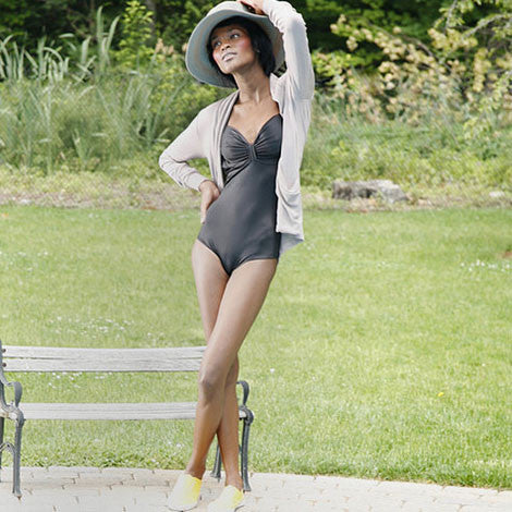 How to make a vintage swimsuit - Selvedge Magazine