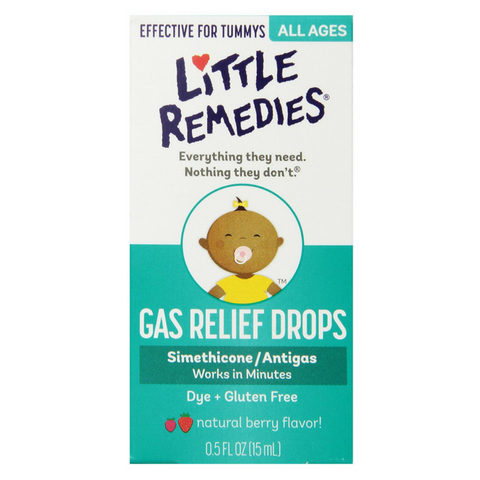 Little Remedies Gotas para gases 1oz