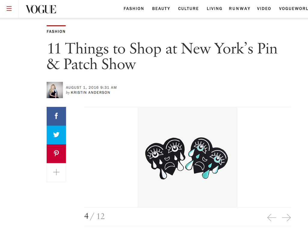 11 Things to Shop at New York's Pin & Patch Show