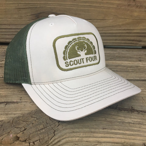 Wigeon Stamp Trucker Hat