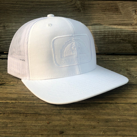 Scout Four Outdoors Whiteout Trucker Hat