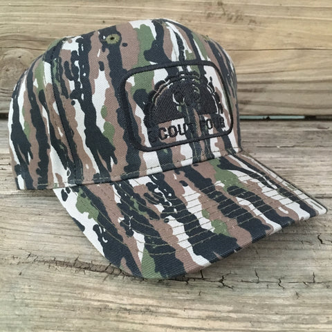 Scout Four Outdoors Realtree original camo hat