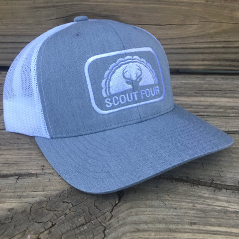 Aspen Stamp Trucker Hat