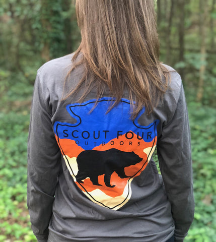 Scout Four Outdoors Arrowhead Long Sleeve Tee