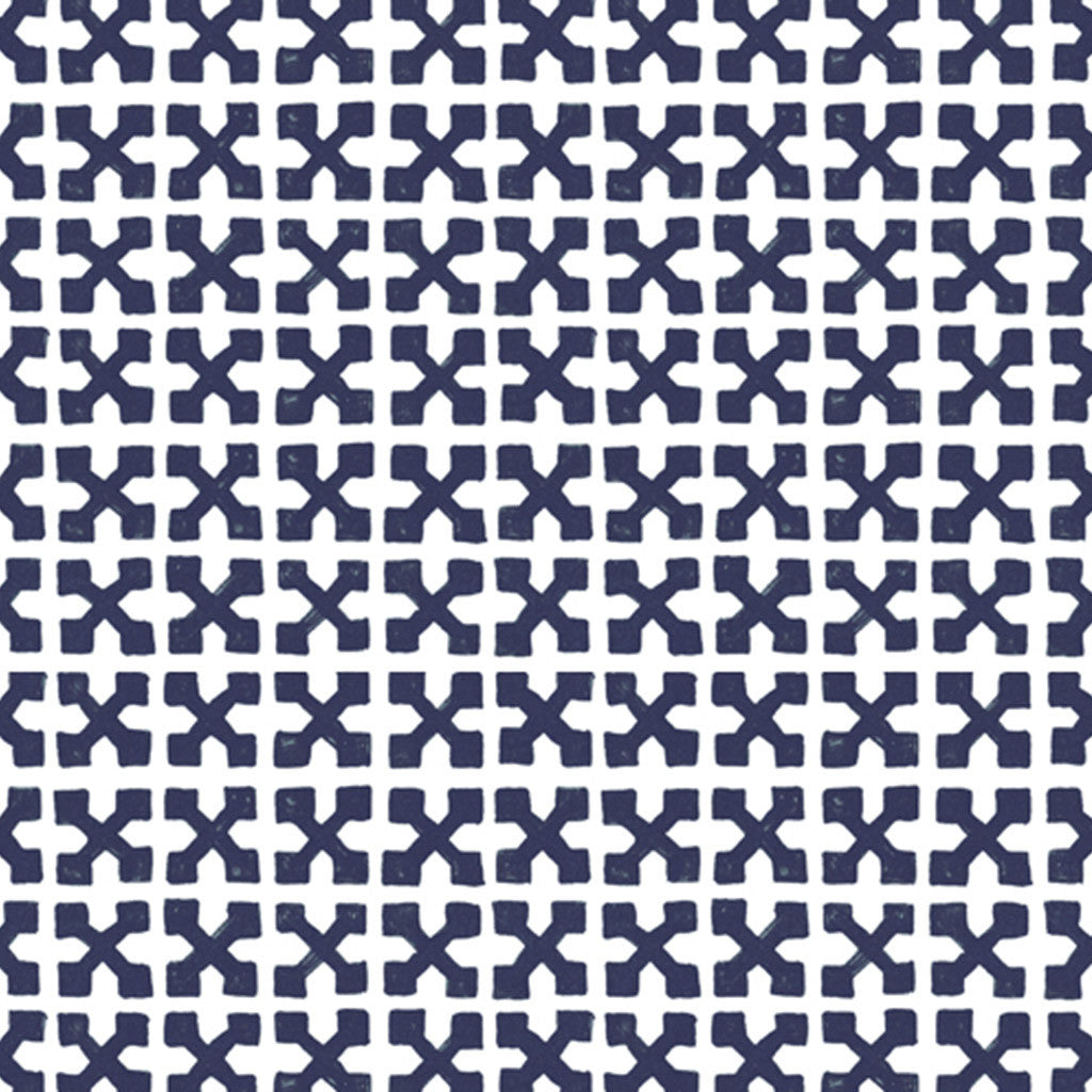 Jacks in Navy Fabric