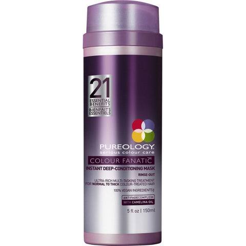 Pureology Colour Fanatic Instant Deep-Conditioning Mask (5 fl oz / 150 ml)