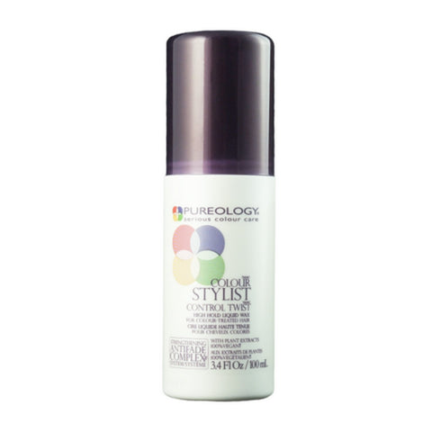 Pureology Colour Stylist Control Twist High Hold Liquid Wax (1 fl oz / 30 ml)