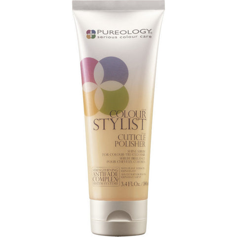 Pureology Colour Stylist Cuticle Polisher Shine Serum (3.4 fl oz / 100 ml)