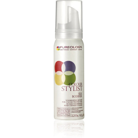 Pureology Colour Stylist Silk Bodifier Volumizing Mousse (2.2 oz / 65 ml)