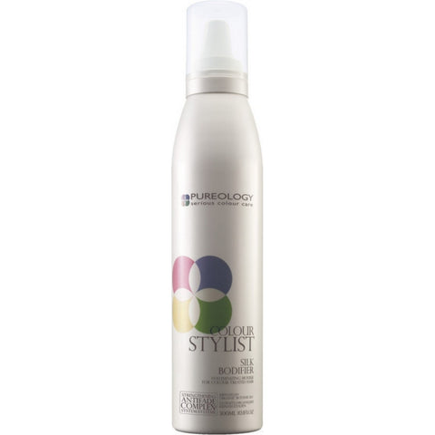 Pureology Colour Stylist Silk Bodifier Volumizing Mousse (8.4 oz)