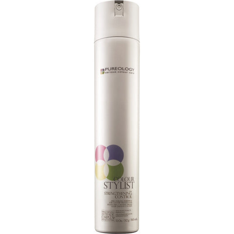 Pureology Colour Stylist Strengthening Control Zero Dulling Hairspray (11 oz / 365 ml)