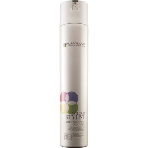 Pureology Colour Stylist Strengthening Control Zero Dulling Hairspray (2.1 oz / 70 ml)