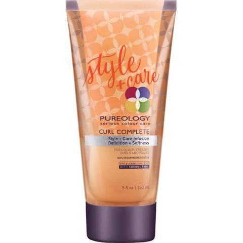 Pureology Curl Complete Style + Care Infusion (5 fl oz / 150 ml)