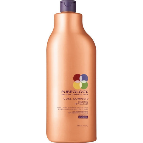 Pureology Curl Complete Condition (33.8 fl oz / 1 l)