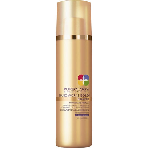 Pureology Nano Works Gold Shampoo (6.8 fl oz / 200 ml)