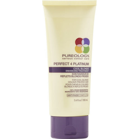 Pureology Perfect 4 Platinum Cool Blonde Enhancing Treatment (3.4 fl oz / 100 ml)
