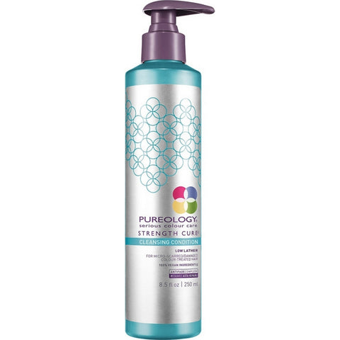 Pureology Strength Cure Cleansing Condition (8.5 fl oz / 250 ml)