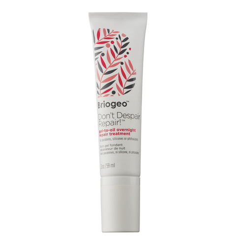 Briogeo Hair Care Don't Despair, Repair! Gel-to-Oil Overnight Repair Treatment (2 oz / 59 ml)