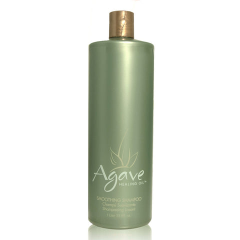 Agave Healing Oil Smoothing Shampoo (33.8 fl oz / 1 liter)