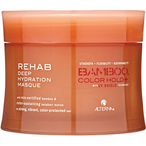Alterna Bamboo Color Hold+ Rehab Deep Hydration Masque (5 fl oz / 150 ml)<p><b><i>usually ships in 2 weeks</b></i>