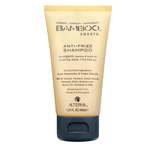 Alterna Bamboo Smooth Anti-Frizz Shampoo (1.35 fl oz / 40 ml)