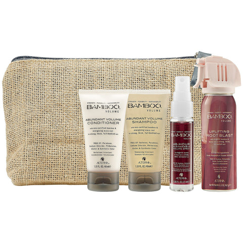 Alterna Bamboo Volume On-The-Go Kit (set)