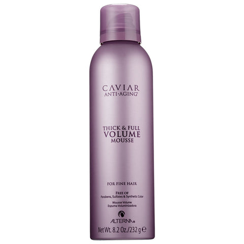 Alterna Caviar Anti-Aging Volume Thick & Full Volume Mousse (8.2 oz / 232 g)