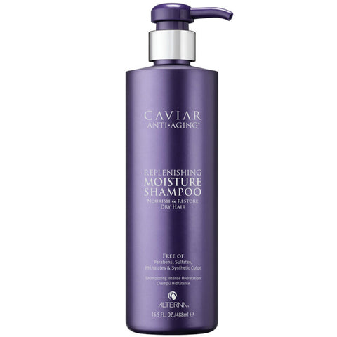 Alterna Caviar Anti-Aging Replenishing Moisture Shampoo (33.8 fl oz / 1 liter)