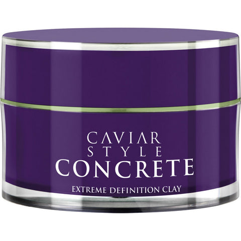 Alterna Caviar Style Concrete Extreme Definition Clay (1.85 oz)