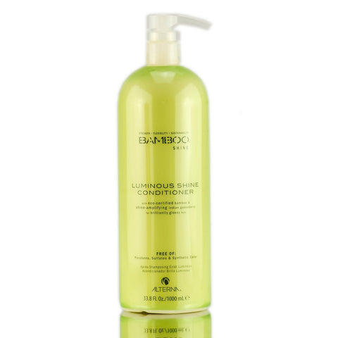 Alterna Bamboo Shine Luminous Shine Conditioner (33.8 fl oz / 1 liter)