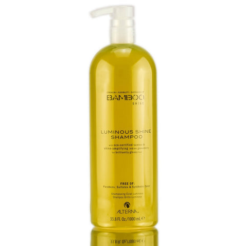 Alterna Bamboo Shine Luminous Shine Shampoo (33.8 fl oz / 1 liter)