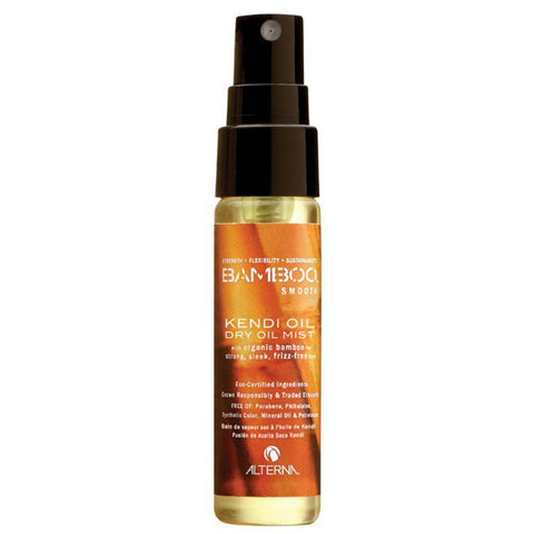 Alterna Bamboo Smooth Kendi Oil Dry Oil Mist (0.85 fl oz / 25 ml)