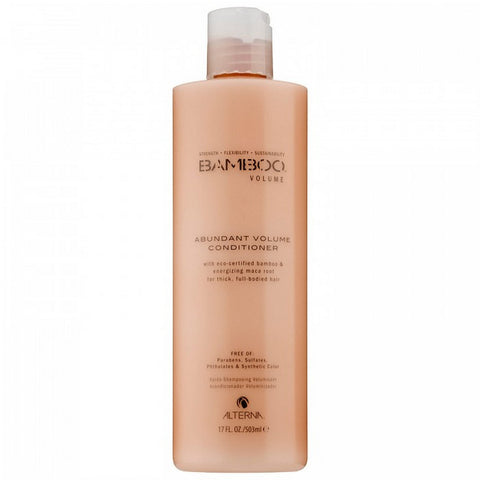 Alterna Bamboo Volume Abundant Volume Conditioner (17 fl oz / 503 ml)