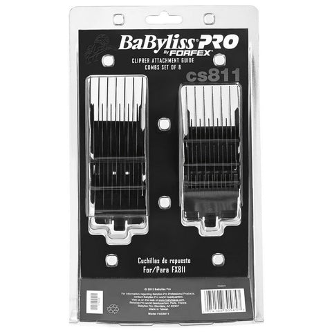 BaBylissPRO Comb Guard Set For FX673 & FX880 Clipper