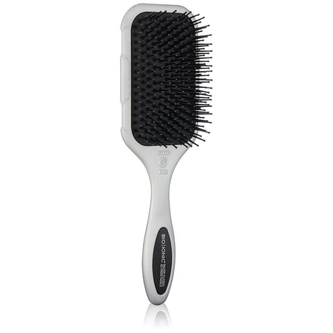 Bio Ionic Silver Classic Nanoionic Conditioning Brush (Paddle)