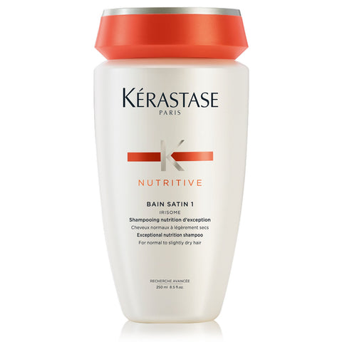 Kerastase Paris [Nutritive] Bain Satin 1 (250 ml / 8.5 fl oz)