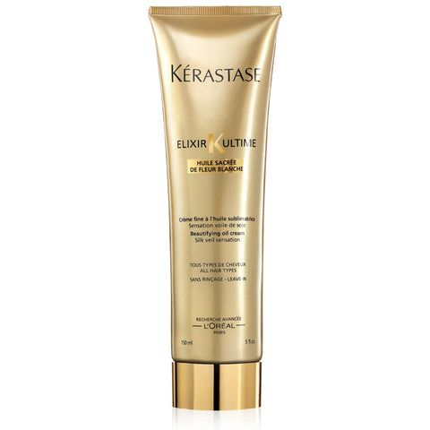 Kerastase Paris [Elixir Ultime] Beautifying Oil Cream (150 ml / 5 fl oz)