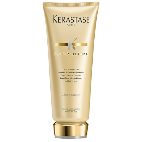 Kerastase Paris [Elixir Ultime] Beautifying Oil Conditioner (200 ml / 6.8 fl oz)