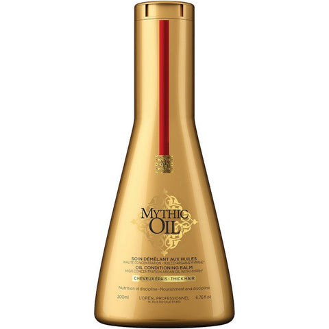 L'Oreal Professionnel Mythic Oil Oil Conditioning Balm For Thick Hair (6.76 fl oz / 200 ml)