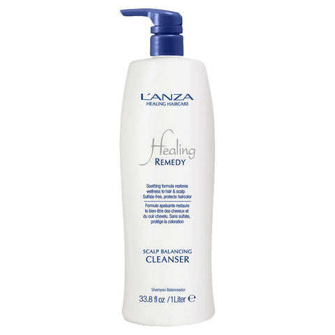 Lanza Healing Remedy Scalp Balancing Cleanser (33.8 fl oz / 1 l)