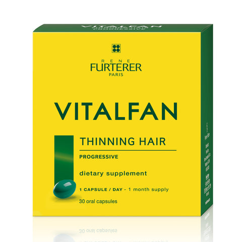 Rene Furterer VITALFAN dietary supplement - Progressive hair loss (30 capsules)
