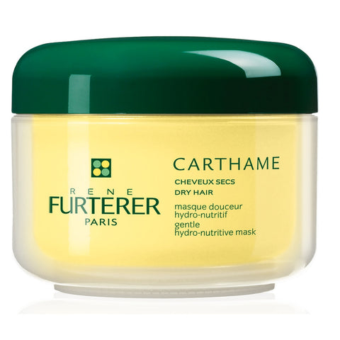 Rene Furterer CARTHAME gentle hydro-nutritive mask (200 ml / 6.79 oz)