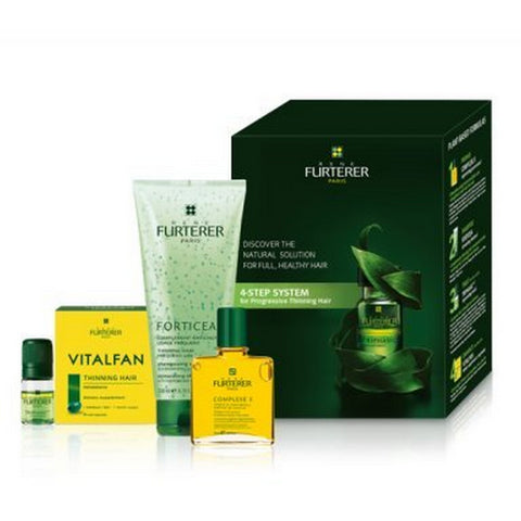 RENE FURTERER 4-Step System For Progressive Thinning Hair (set)