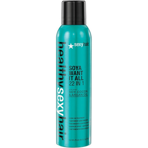 Sexy Hair Healthy Sexy Hair Soya Want It All 22:1 Do It All Leave In Treatment (5.1 oz / 144 g)