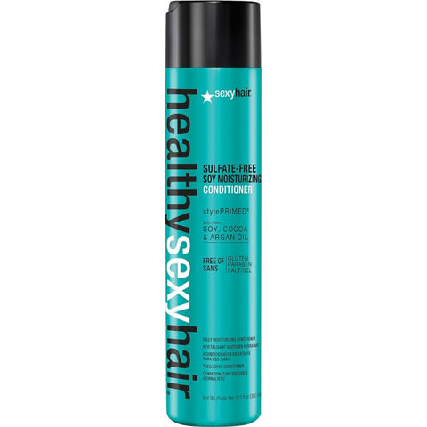 Sexy Hair Healthy Sexy Hair Sulfate-Free Soy Moisturizing Conditioner (10.1 fl oz / 300 ml)