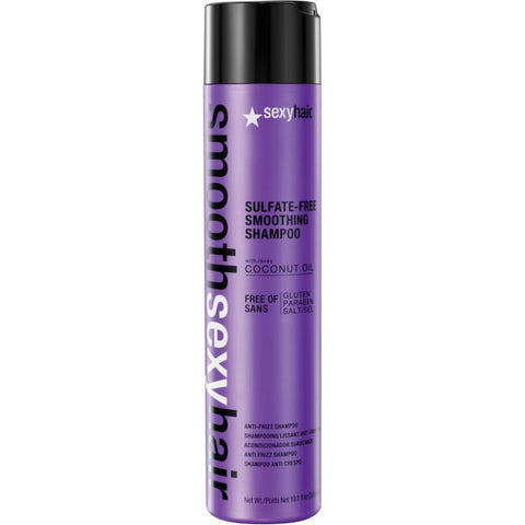 Sexy Hair Smooth Sexy Hair Sulfate-Free Smoothing Shampoo (10.1 fl oz / 300 ml)