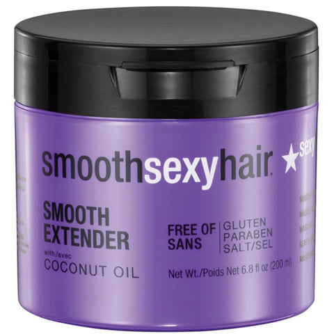 Sexy Hair Smooth Sexy Hair Smooth Extender Smoothing Masque (6.8 fl oz / 200 ml)
